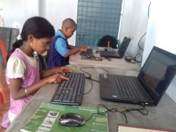 Free Computer Education For Underprivileged Kids in Village Area