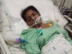 Help Rubiya Fathima Who Is Critical Due To A Fatal Road Accident.