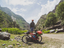 Help Sudhanshu Complete his 3rd cycling expedition.