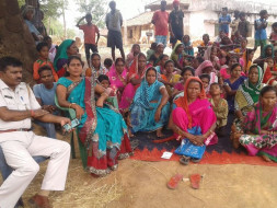 Support A Gramvasi Initiative In Gumla