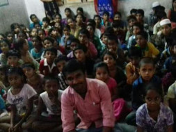 Help 80 Poor Children In Singeri Colony To Get Books For Education