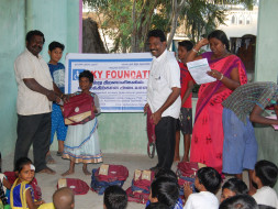 Help Children In Rural Areas Get An Education