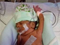 Help Premature Baby of Shihab Survive.