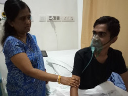Please Help Raghuveer Undergo Combined Lung and Heart Transplant.