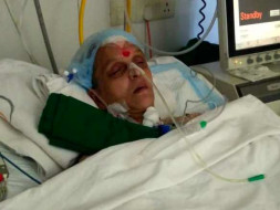 Help My Mother Fight Battles In The Icu And Come Out Of Ventilation
