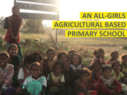 HELP US TEACH AGRICULTURE TO GIRLS IN RURAL UNNAO.