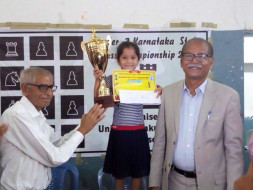Help 7 years old State  chess prodigy TIARA to achieve her NATIONALS