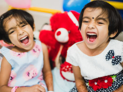 Help Conjoined Twins Ridhhi and Siddhi Lead A Better Life