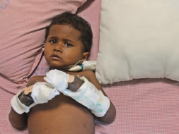 Gokul Has A Flesh-Eating Infection That Has Put His Life In Danger
