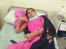 Save Sarita From Blood Cancer