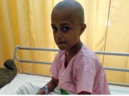 Help Eshwar fight thalessemia