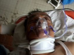 Help my dad recover from tragic Accident