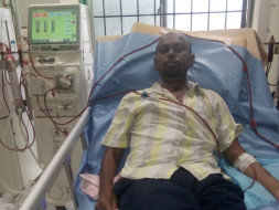 Help Srinivasan For His Kidney Transplant.