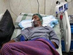 Save Chandramani Who Is Fighting For His Life.