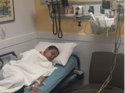 Help Aryan fight for his life against cancer