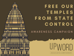 Help Raise Awareness On Freeing Temples From State Control
