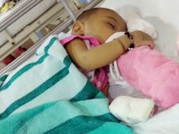 Help Baby Aarav Get A Liver Transplant.