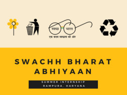 Swachh Bharat Summer Internship Program