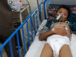 Help Needed For Kidny Transplant For 8yr old Vedant.