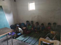 Help Us Build A School