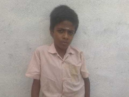 Gowtham wants to play like any other Children. Please help!!!!