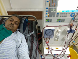 Help My Father Undergo Kidney Transplant