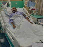 Help Baiju Nambayil Who Is Struggling for Life.
