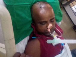 Help 38 Year Old Auto Driver Anil To Fight Against Brain Hemorrhage