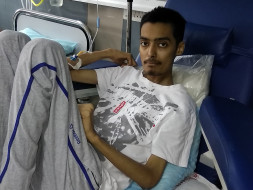 Help Shivam To Fight Life Threatening Blood Cancer