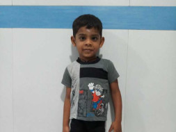 Please Help Mokshith Grow A Spine