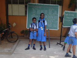 Support Nisha & Shiva's Education