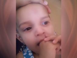 One-year-old Baby Shanaya Has 3 Days Left For Her Eye Tumor Operation.