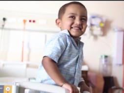 Yadhav Seeks Help For Bone Marrow Transplantation