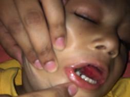 Help Baby Abdul Barr