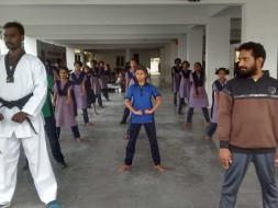 Yodha Movement for Self-Defense of women