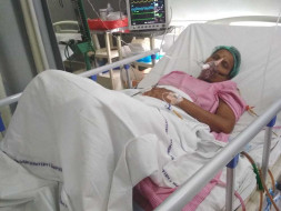 Help P Lakshmi fight abdomen problems and cancer in bowel