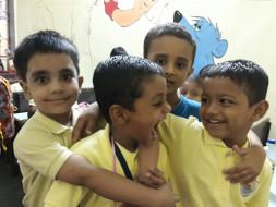 Help Children In CSV School,Dharavi Get Better Facilities.