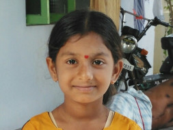 Help 10-year-old Jayasri fight cancer