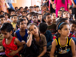 Your support will make education of 100 children