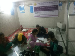Skill Development For Women And Girls With Disabilities