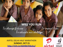 Help Sponsor A Run For A Child
