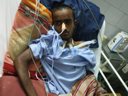 Help Sagar Come Out Of ICU