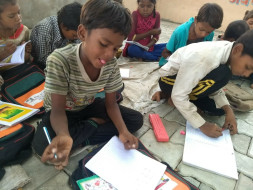 "Help ""Light De Literacy"" Provide Basic Education Needs to Poor Kids."