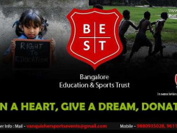 Quality Edu, Nutritious Food & Training In Sports For Underprivileged