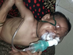 Help My 8-Month-Old Baby Fight Heart And Liver Diseases