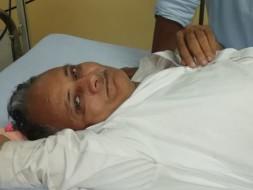 Help My Father Dev Narayan Mishra Fight Heart Vein Blockage