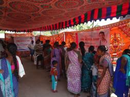 Medical camp for Kerala flood victims