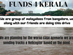 Support Kerala Flood Relief