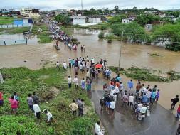 Adilabad Flood Relief Campaign