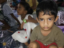 """""""Be God's miracle in someone's life"""" - Help Kerala Rehabilitate"""
